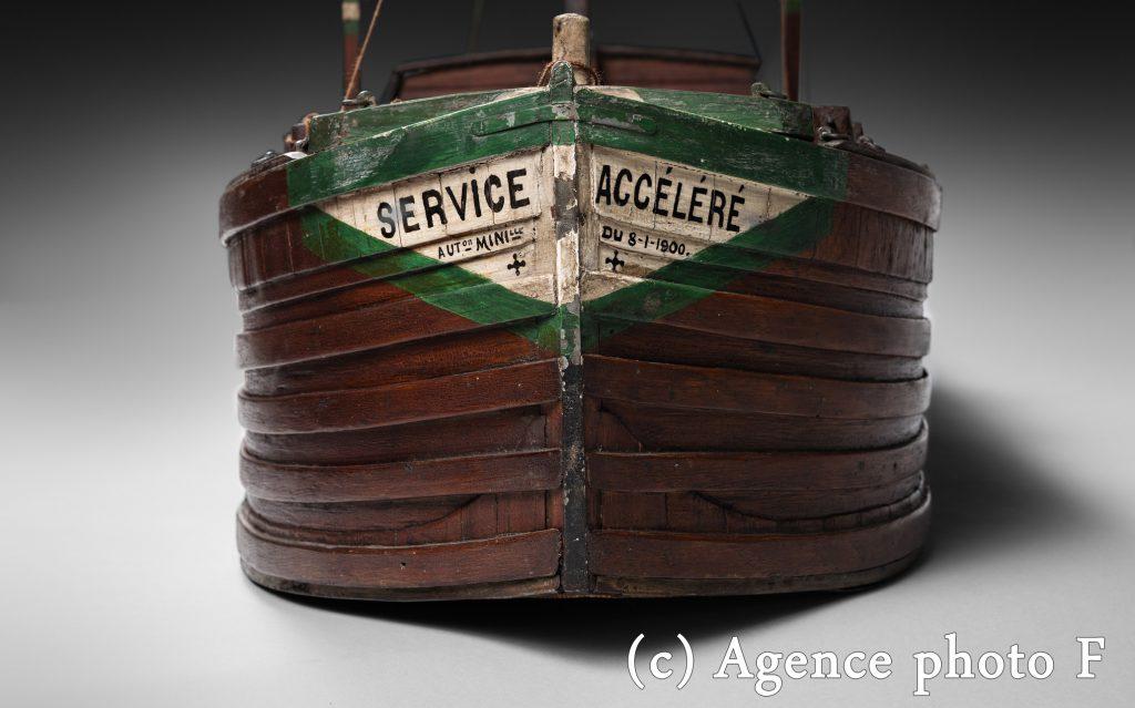 Les bateaux au « gabarit Freycinet»