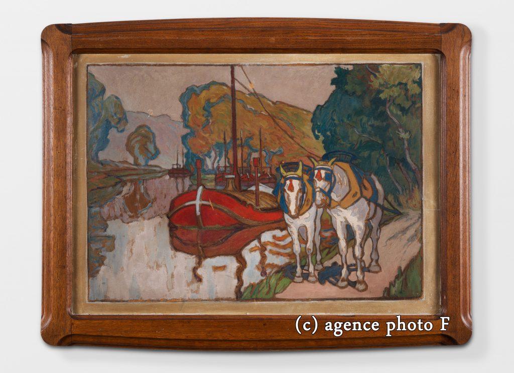 Les derniers bateaux à chevaux