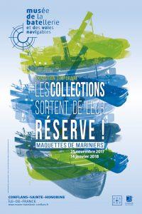 Les collections sortent de leur réserve !