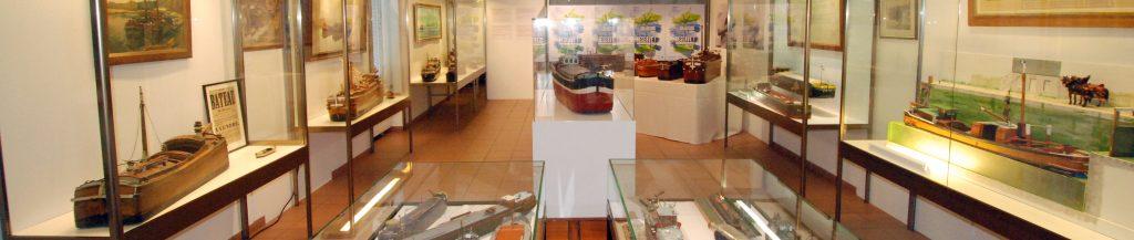 Exposition temporaire « Maquettes de mariniers »