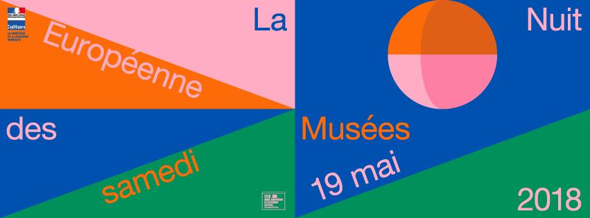 Retour de la Nuit Européennes des Musées 2018