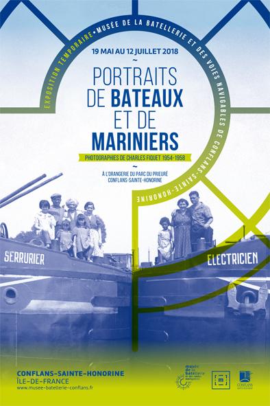Exposition temporaire : « Portraits de bateaux et de mariniers »