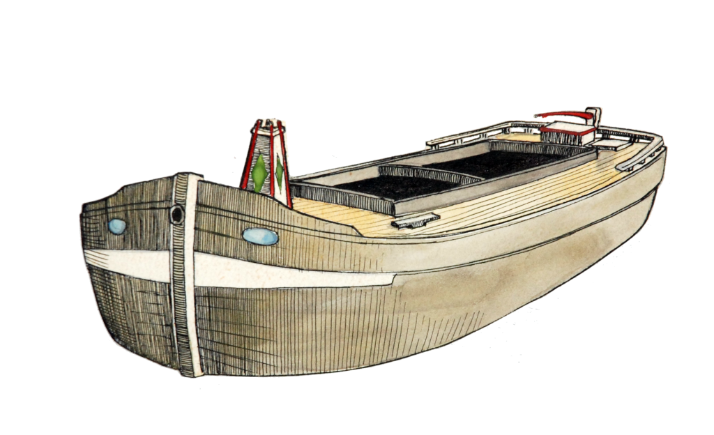 Les Bateaux Des Fleuves De France Musee De La Batellerie Et Des Voies Navigables