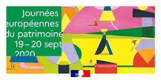 Journées européennes du patrimoine 19-20 sept 2020